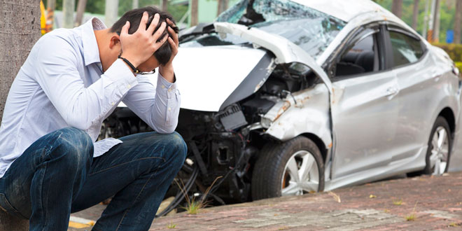 Sell your totaled car ASAP