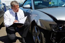The insurance company will inspect before you can sell your totaled car